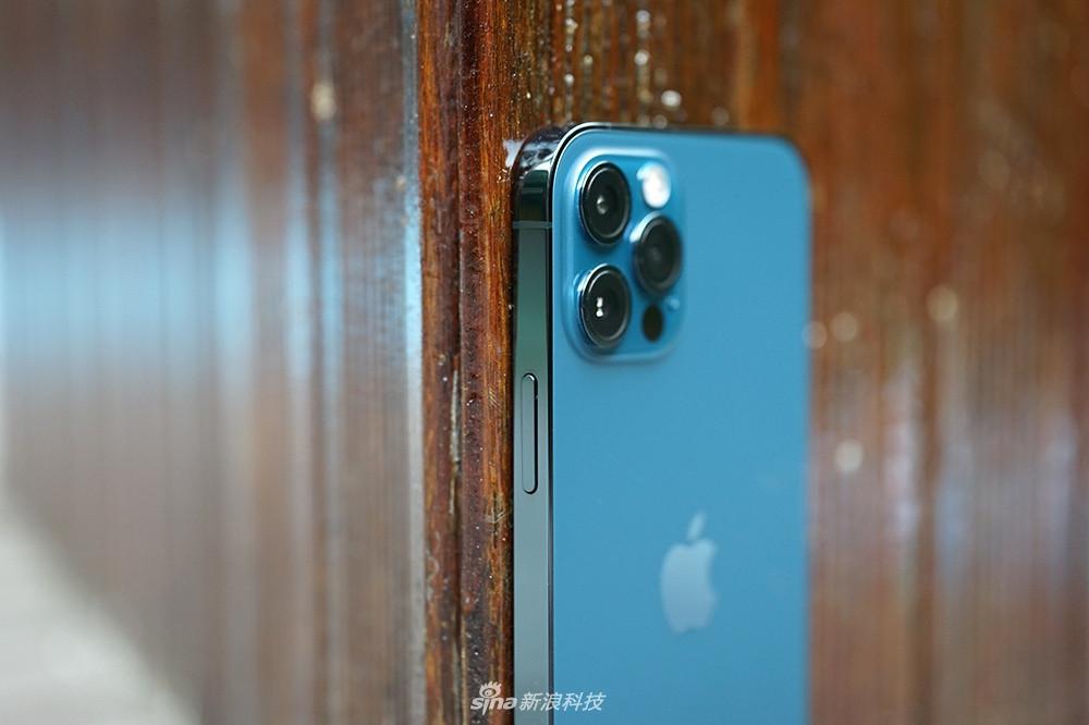 蘋果定義下的海藍色什麼樣? iPhone 12 Pro圖賞-圖4