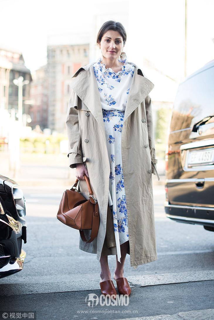 时髦办 | 刘雯的呢子裙何穗的百褶裙, 超模的最爱你也能穿? 11