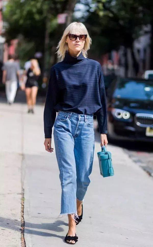 倪妮最近街拍都穿它, 真的有那么好看? 13