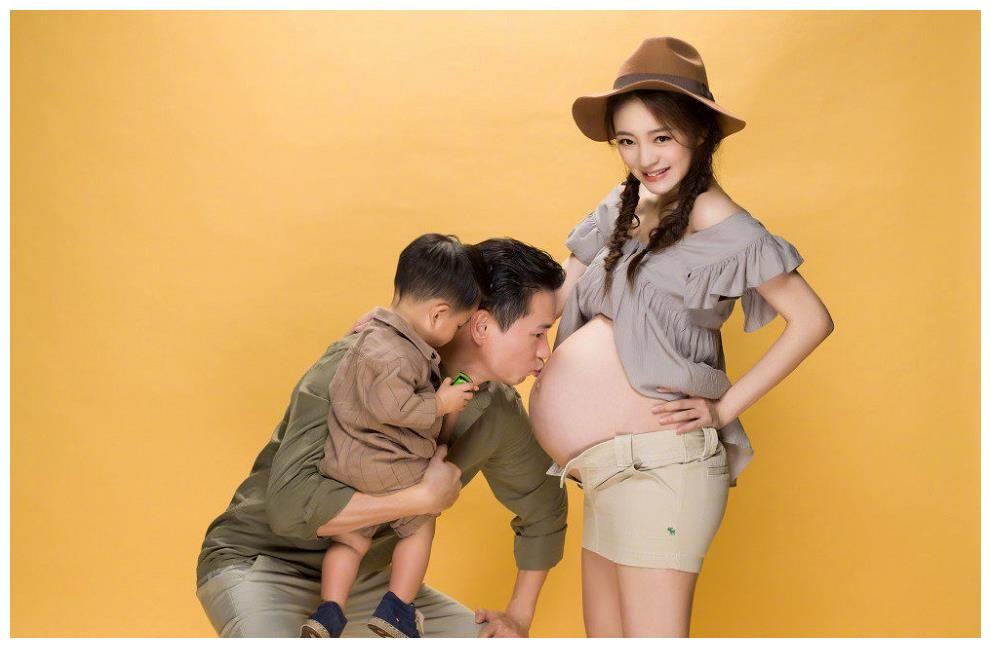 安以軒花樣孕肚照, 前任李承鉉與戚薇6年, 各自安好-圖1