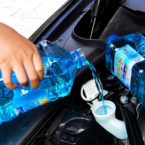 汽車玻璃水質量調查: 近三成不合格 有用洗潔精直接勾兌-圖2