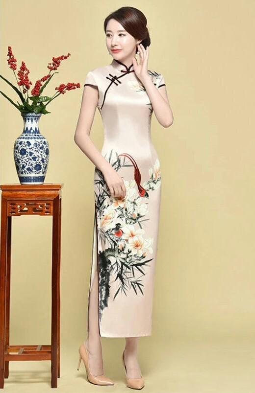定制旗袍, 中国女人正在时尚! 1