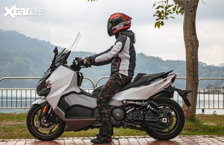5款國內在售大踏板, 三陽TL500最實惠, 雅馬哈更全面-圖10
