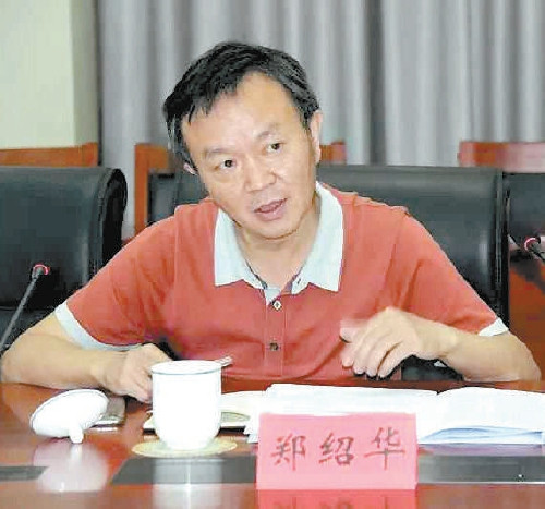 郑绍华代表: 为检察公益诉讼呐喊助威