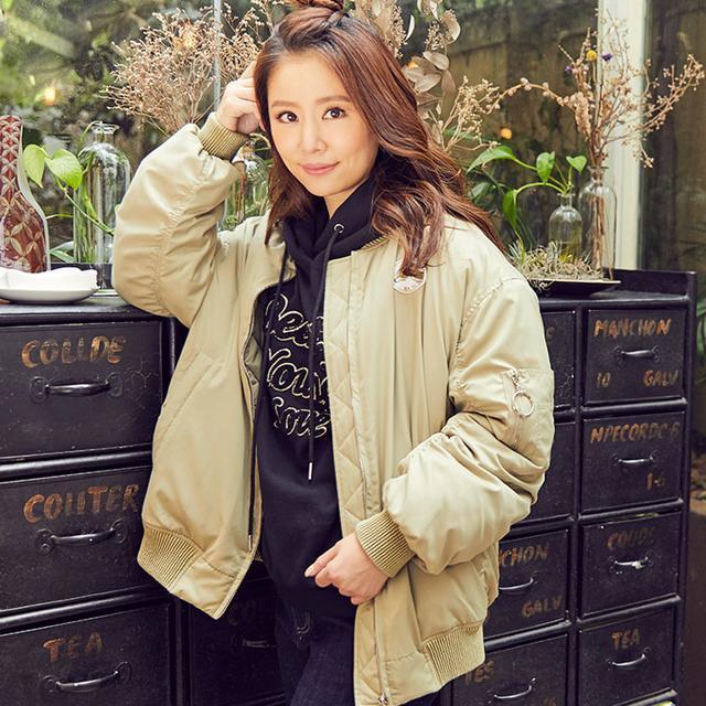 林心如晒照, 41岁还穿的像个小姑娘, 身上的棉衣真是美 14