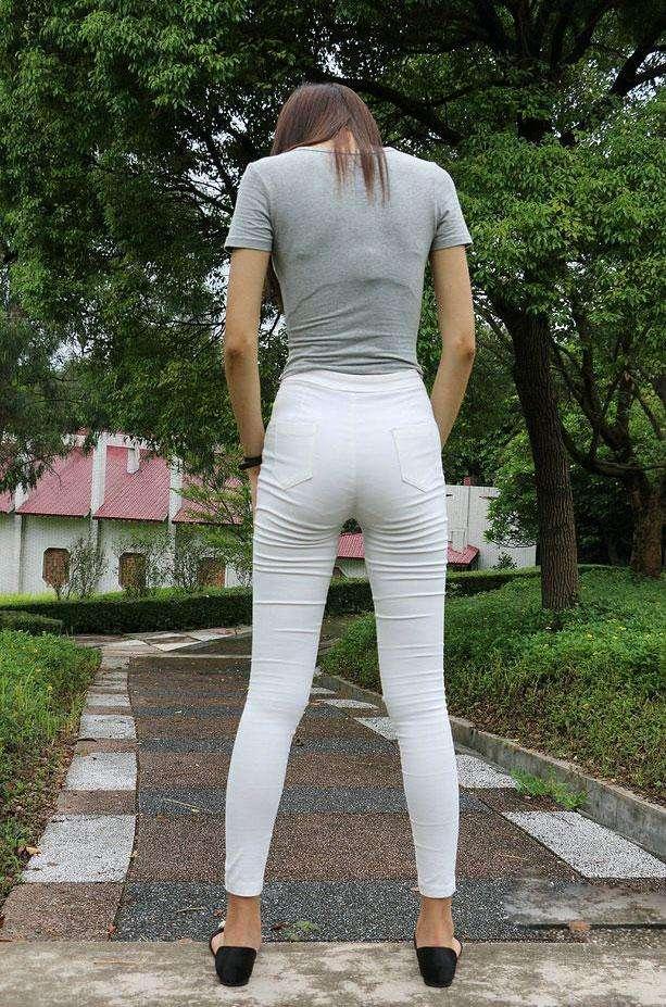 紧身裤和丝袜, 哪个更具有美丽呢 3