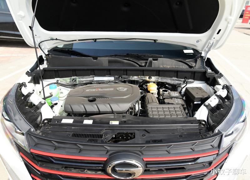 開慣豐田威馳, 換開朋友的傳祺GS3, 明白瞭國產車與合資車的差距-圖6