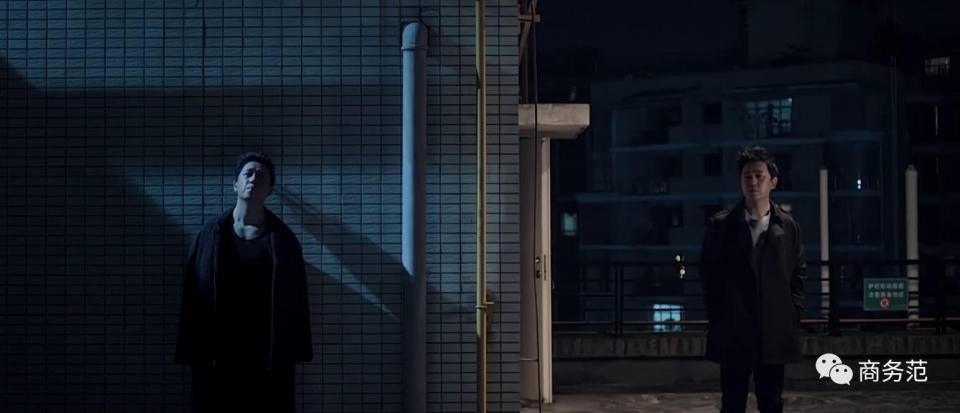 《白夜追凶》同款全扒光: 关宏峰爱穿黑白灰, 大哥喜欢大logo 8