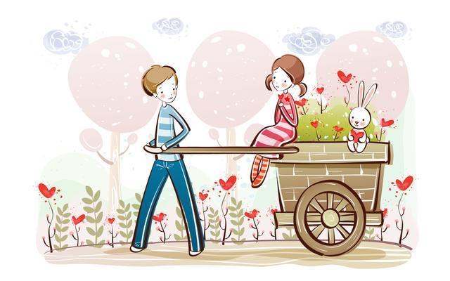 男人爱一个女人有哪五种境界? 他爱你到第几种?