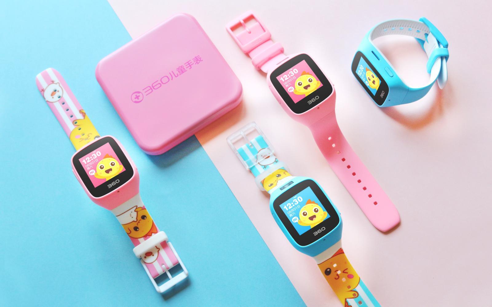 贴心保护再升级——360儿童手表6C拍照版 全新上市