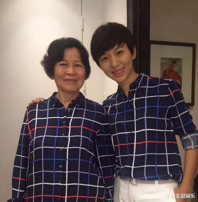 """""""消失""""的歐陽夏丹: 父親病逝, 母親患癌, 43歲仍單身-圖9"""
