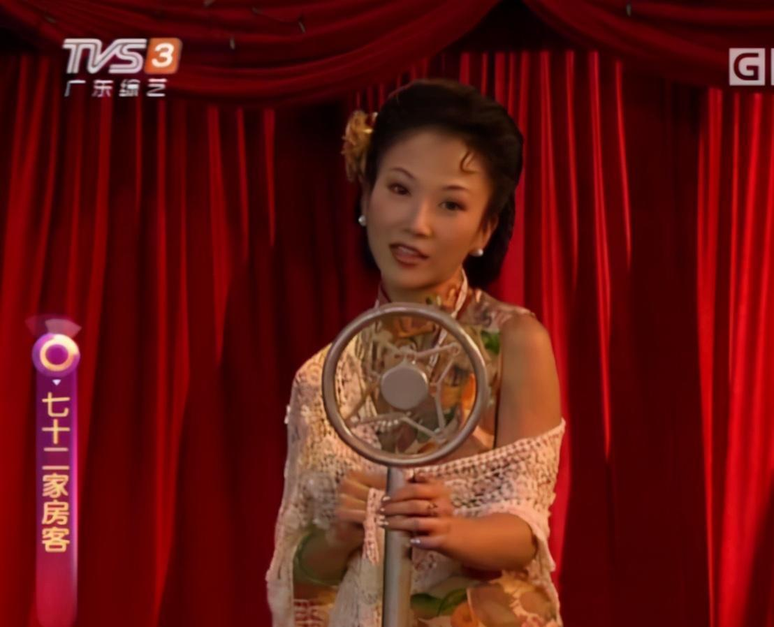 《七十二傢房客》韓師奶扮演者董潼, 旗袍裝都能駕馭自如吸盡眼球-圖2