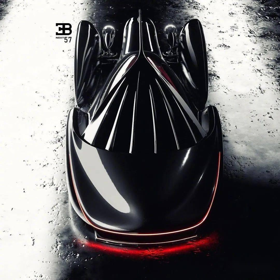 佈加迪發佈Next-57概念轎車, 采用純電驅動, 外形蒸汽朋克范!-圖5