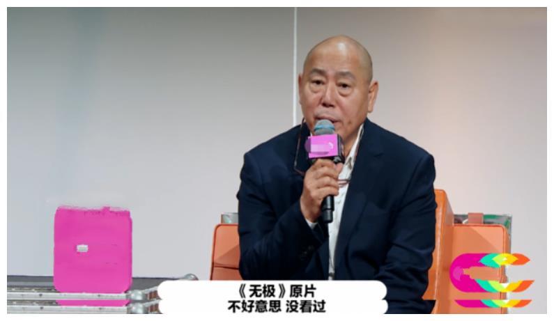 李成儒嘲笑《無極》是爛片, 弄哭倪虹潔的陳凱歌, 這回又得罪人瞭-圖4