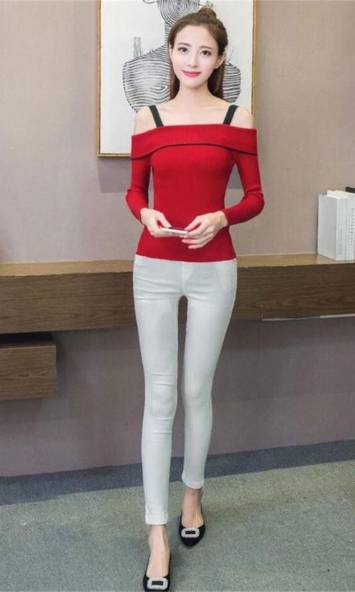 紧身裤让你的穿搭多姿多彩, 轻松呈现精致干练女神范 3