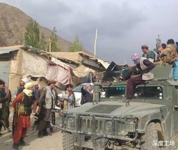 三戰三勝! 阿富汗軍隊再占一省, 要奪取美國空軍基地: 反攻喀佈爾-圖4