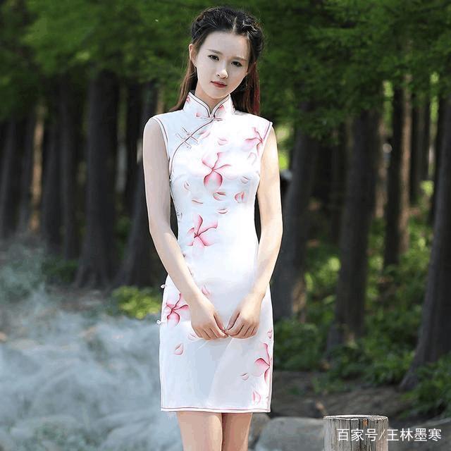 旗袍端庄柔美, 精致文雅, 美到骨子里, 打造温婉动人的优雅女子 3