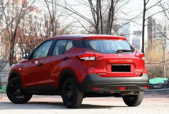 """日產""""最便宜SUV"""", 排量1.5L, 顏值高還省油, 還買豐田雅力士?-圖4"""