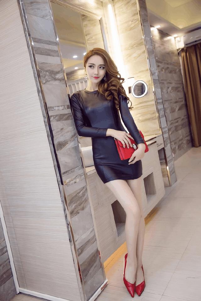 职场女性如何自己更漂亮能干? 包臀裙和高跟鞋是不错的穿衣搭配 6