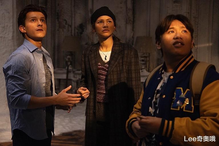 《蜘蛛俠3》首次發佈劇照 三位主演同框-圖1