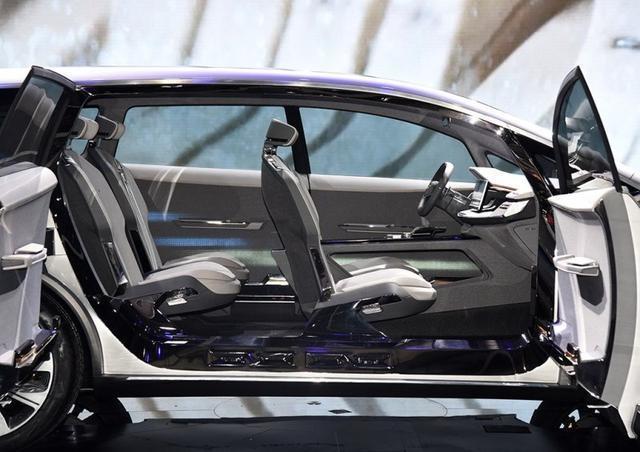 吉利MPV上市最新配置图片 七座MPV概念车价格表