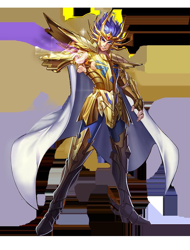 《聖鬥士星矢》黃金十二座戰力排行, 誰才是最強的黃金聖鬥士!-圖1