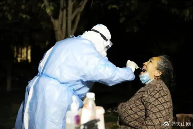 31省區市新增無癥狀感染者161例 新疆無新增新冠確診病例 10月25日疫情最新消息-圖1