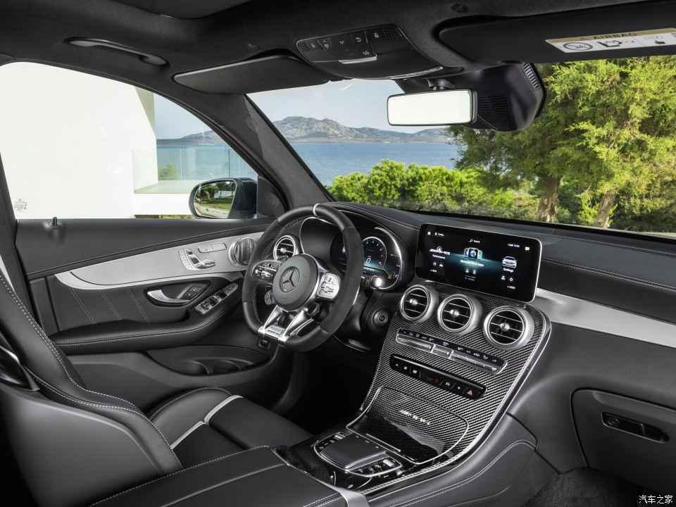 售96.58萬起 新款AMG GLC 63系列上市-圖7