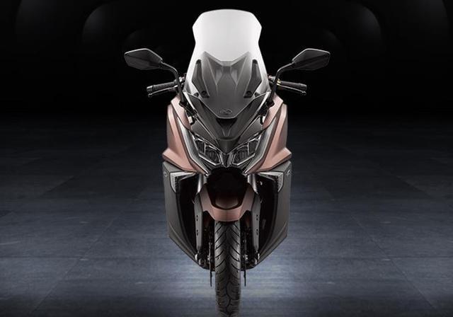 難被超越的摩托! 雙缸水冷550cc, 公認的耐開, 11萬貴嗎-圖5