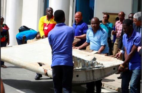 重大突破: 失蹤的馬來西亞航空公司MH370航班可能墜毀的地點-圖5