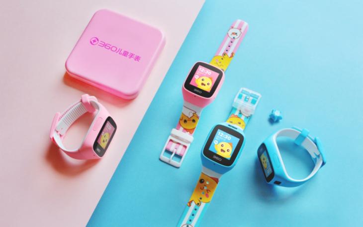 360儿童手表6C拍照版全新上市 不只是手表更是感情纽带