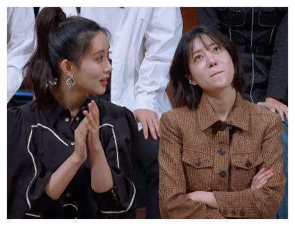 《演員請就位》辣目洋子選顧裡, 李溪芮表情尷尬? 對此你怎麼看?-圖5
