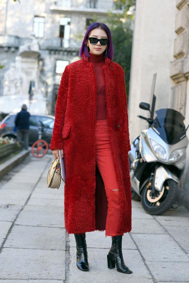 小个子穿对了大衣照样看起来170+, 你更喜欢哪一个LOOK? 6