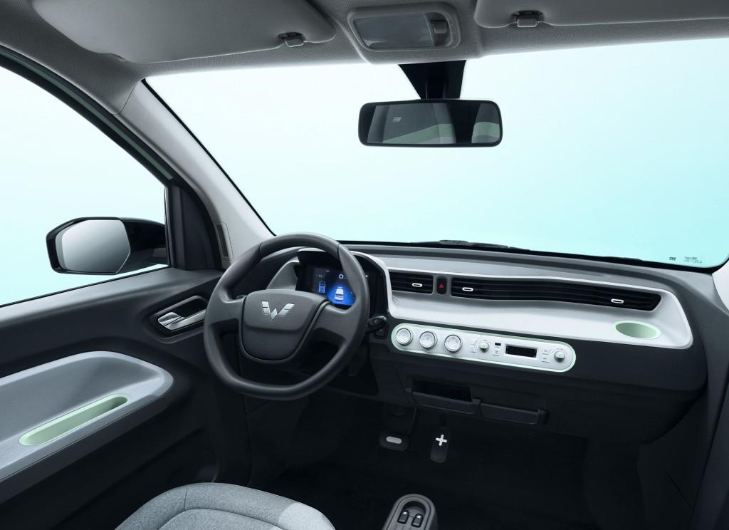 新款五菱宏光MINI EV來襲, 標配安全氣囊, 4月份上市-圖2