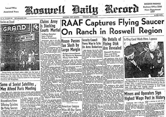 """曾亲身摸过新墨西哥州""""UFO""""残骸的美医师去世?"""