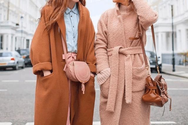 今年冬天穿这显贵的颜色, 保暖又时髦的大衣 19