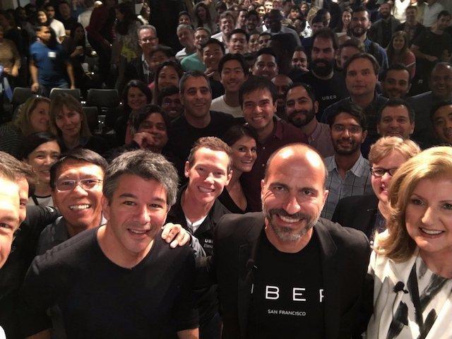 日本软银、美国 Dragoneer 和滴滴即将成立合资公司, 对 Uber 投资 80 亿至 100 亿美元