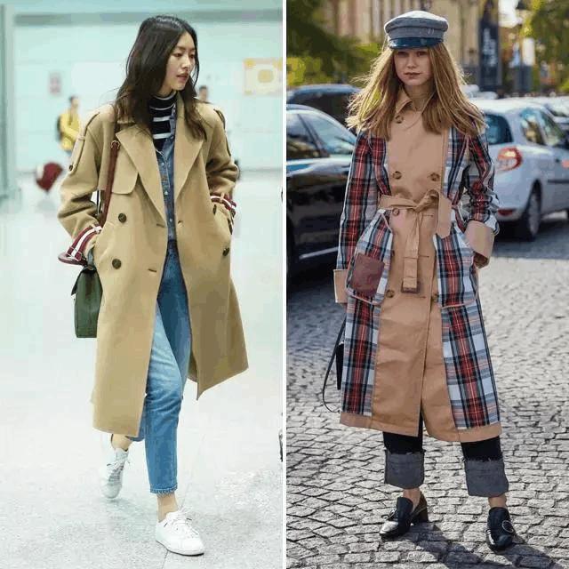 大衣+裤子, 温暖又有范 3