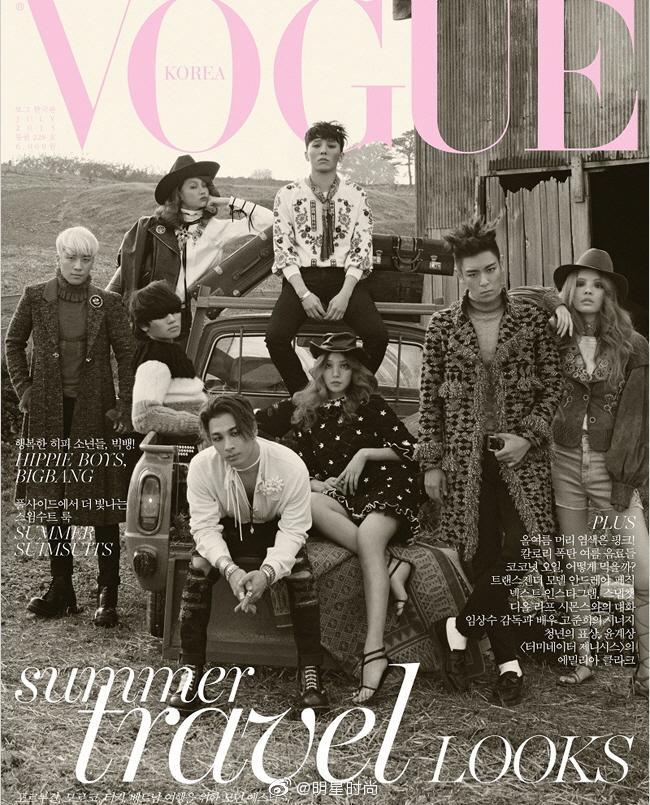 權志龍 登上VOGUE 韓版11月刊封面 , 這是屬於GD的「唯一無二」-圖8