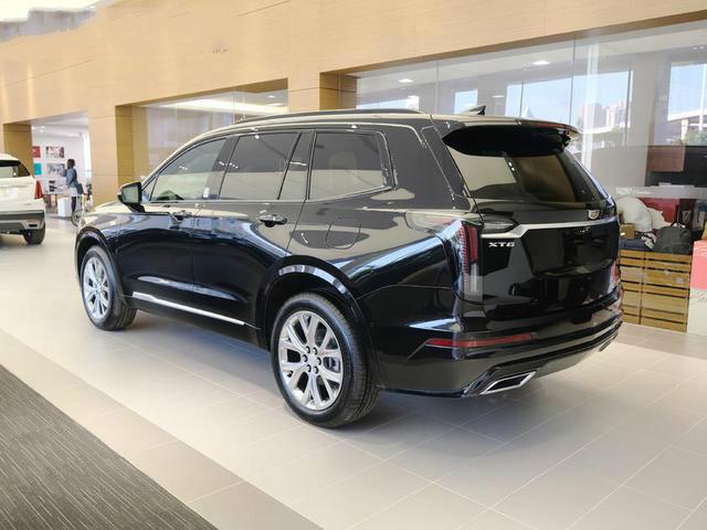 2021款凱迪拉克XT6上市 售38.97萬元起-圖3