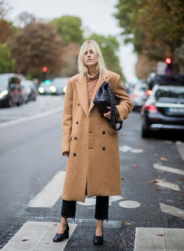 小个子穿对了大衣照样看起来170+, 你更喜欢哪一个LOOK? 2