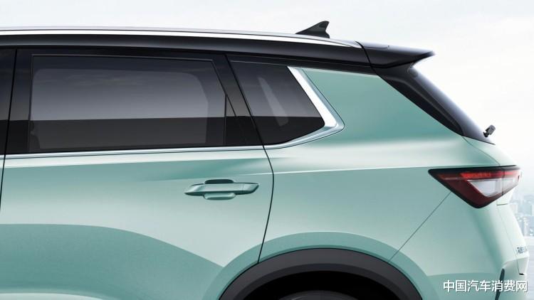 又一爆款將至! 五菱銀標首款SUV官圖發佈-圖4