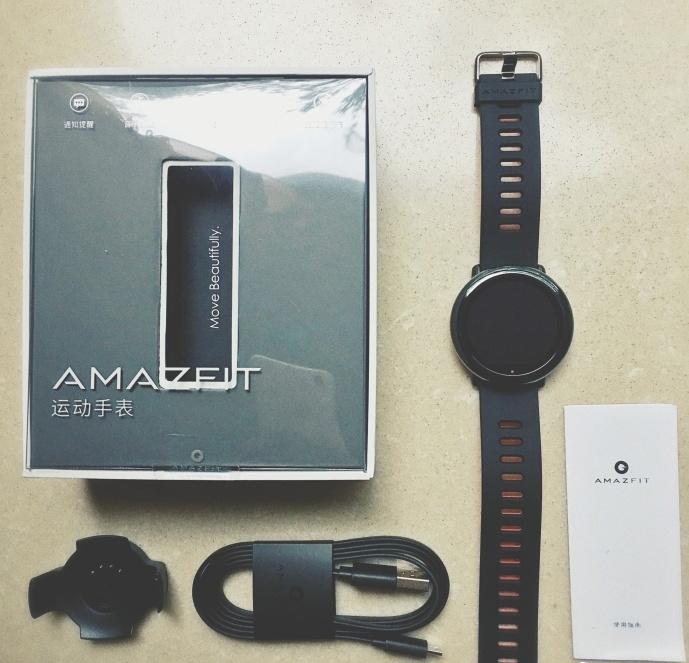 后天的努力真的可以弥补先天的不足: AMAZFIT运动手表