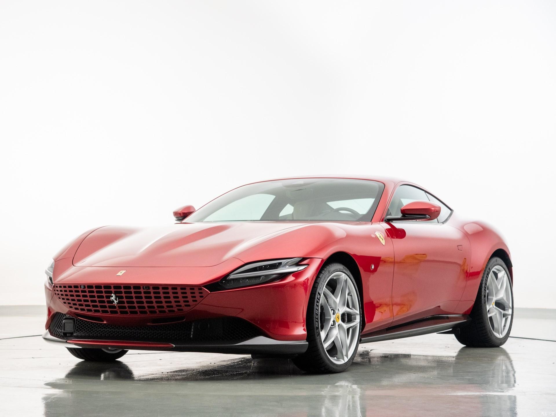 最便宜的法拉利新車, 還是最另類的法拉利! 深度試駕Roma~-圖1
