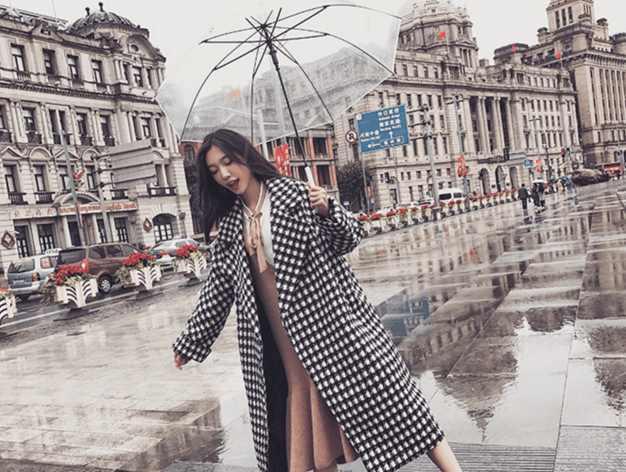 让你显高显瘦, 就多买几款精致呢大衣, 可以洋气一冬天! 6