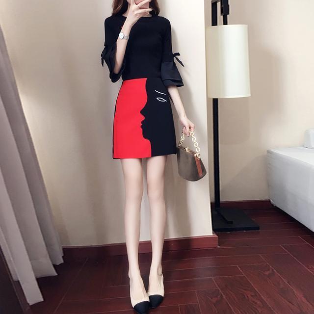 40岁的女人就别穿裙子了, 多穿这样的减龄套装, 时髦还特显气质 5