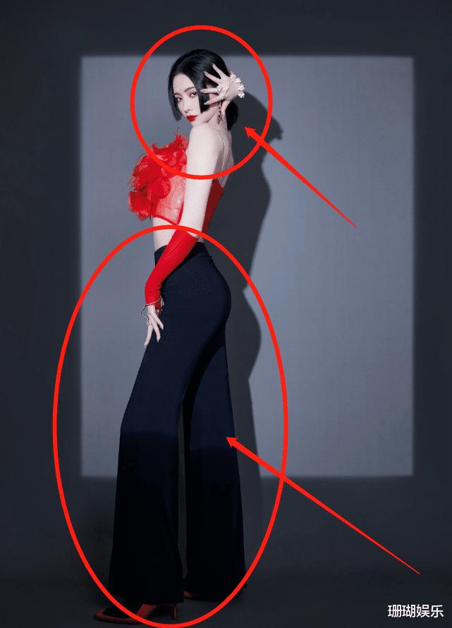 許佳琪蠍子腿上熱搜, 看清她跳舞時的鞋子, 舞蹈功底如何一目瞭然-圖2