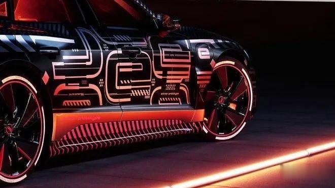 3秒內破百, 奧迪e-tron GT RS將與保時捷Taycan采用同平臺打造-圖21