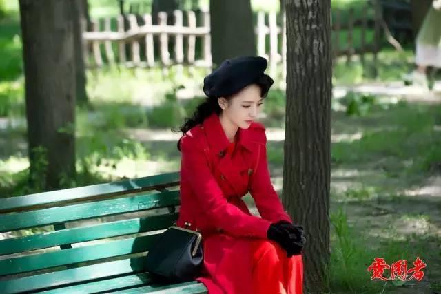 """佟丽娅领衔主演《爱国者》杀青! """"好故事+强主创""""的国民大剧重磅来袭!"""