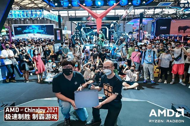 輕薄全能, AMD聯想攜手在ChinaJoy發佈拯救者R9000X 2021R遊戲本-圖2